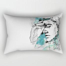 Dean Winchester   Skin Rectangular Pillow