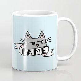 Unimpressed Coffee Mug