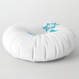 Shalom Y'All Jew Or Religious Leader Gift Floor Pillow
