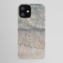 Water Photography Shoreline | Ocean Wave | Wave | Sea | Clear Water iPhone Case