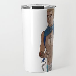 Hiking J Travel Mug