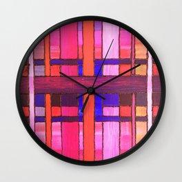 Nelly Picklebottom Wall Clock