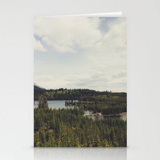 Taggart Lake Stationery Cards