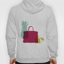 Moments with pineapple, birkin and perfume Hoody
