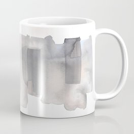150129 Neutral Cool Abstract 3 Coffee Mug