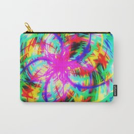 Braid colors - rotation colorful Carry-All Pouch