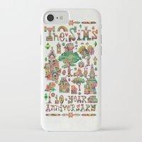 hamlet iPhone & iPod Cases featuring Crystal Hamlet by C86 | Matt Lyon