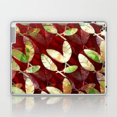 Gilded Feathers Laptop & iPad Skin