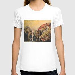 "William Blake ""God Judging Adam"" T-shirt"