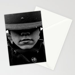 Adolescence of War Stationery Cards