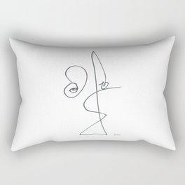 Demeter Moji d19 3-2 w Rectangular Pillow
