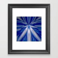 Betelgeuse Framed Art Print