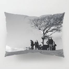 at the meeting place... Pillow Sham