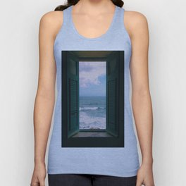 Atlantic Morning Unisex Tank Top