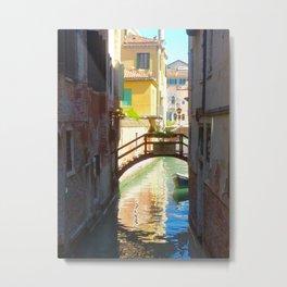 San Polo, Venezia, Italy Metal Print