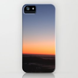 GRADATION iPhone Case