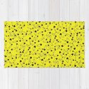 Yellow Safety pins glam pattern by toomuchfun