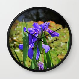 An igniting Attraction I Wall Clock