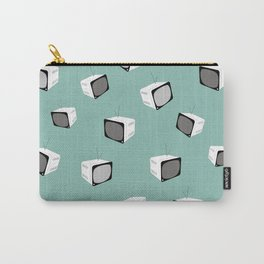 MINT Retro Tv Carry-All Pouch