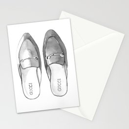 Loafers Stationery Cards