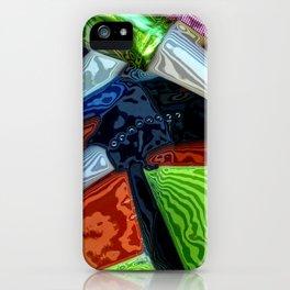 Les plaisirs de la cour iPhone Case
