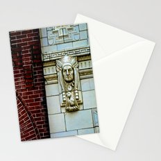 The Bricks & The Chief Stationery Cards