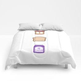 PB&J Comforters