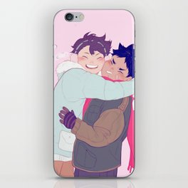 tiny iwaois iPhone Skin