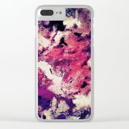 Ground clearance Clear iPhone Case