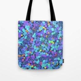 Sea of Cells Tote Bag