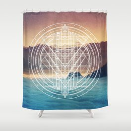 Forma 02 Shower Curtain