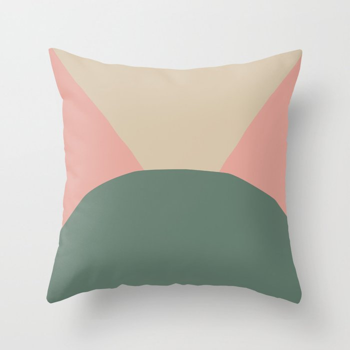Deyoung Mangueira Throw Pillow
