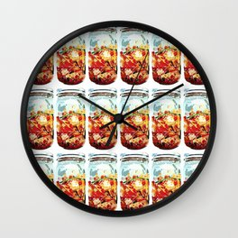 Got Kimchi? Wall Clock