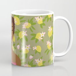 Cultivated and Zesty No 03 Coffee Mug