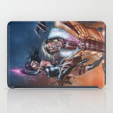 Psylocke vs Sabretooth iPad Case