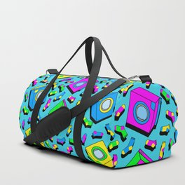 80s washing machines Duffle Bag