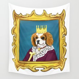 King Charles Cavalier Wall Tapestry