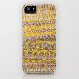 Quema Hombre iPhone Case