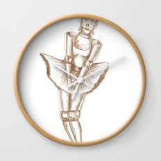 C3PO Monroe Wall Clock