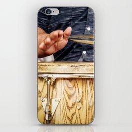 Conga iPhone Skin