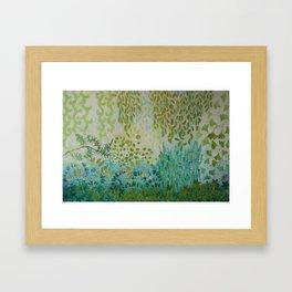 Luxuriance II Framed Art Print