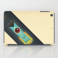 transistor iPad Cases featuring The Transistor by Liam Ball