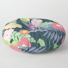 Tropical Floor Pillow