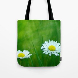 Summer Daisys Tote Bag