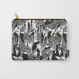 GIRAFFE / pattern pattern Carry-All Pouch