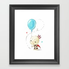 Balloon 2 Framed Art Print