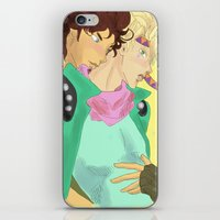 jjba iPhone & iPod Skins featuring CaeJose JJBA by Pruoviare