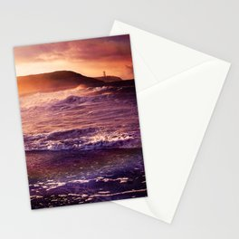 On the Horizon of the Infinite Stationery Cards