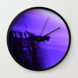 Exposed Vader  Wall Clock