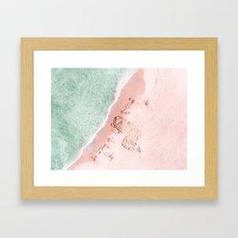 Chiffon Mist Framed Art Print